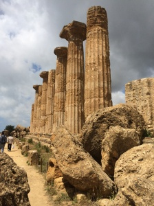 Ruins of Temple of Hercules