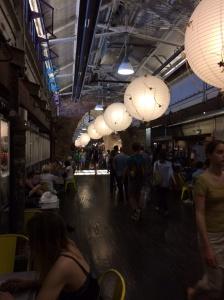 Chelsea Markets were buzzing