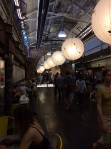 Chelsea Markets were buzzing