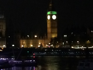 Big Ben and the Houses of Parliament at night