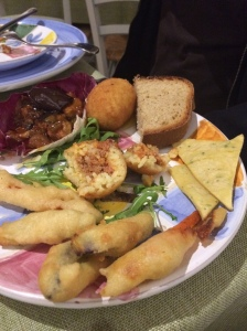 Street food in Palermo