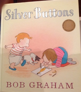 'Silver Buttons' by Bob Graham