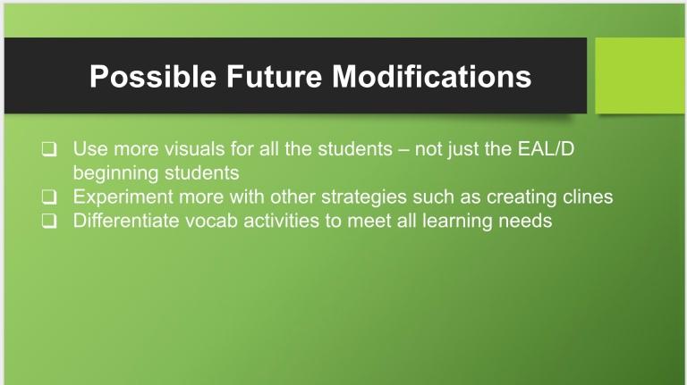 Slide 8 Vocab Presentation